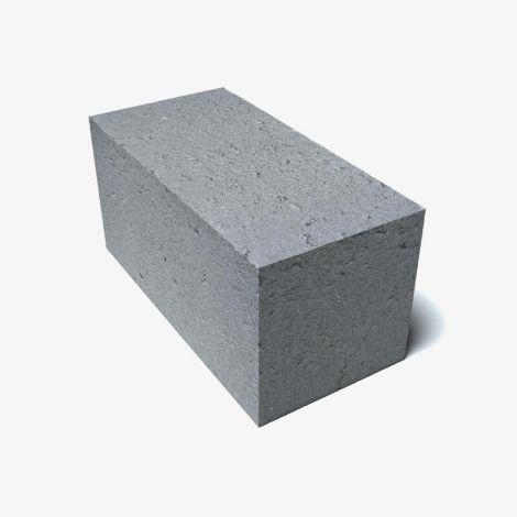 Пескоцементный Блок 390х160х188 Перегородочный Полнотелый