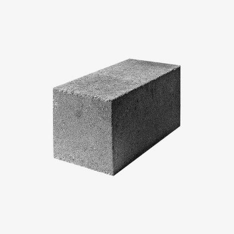 Блок Бетонный Фундаментный ФБС Полнотелый 390х190х188