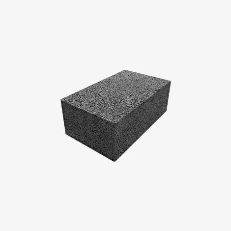 Блок Керамзитобетонный Стеновой Полнотелый 390х290х188 КСР-ПР