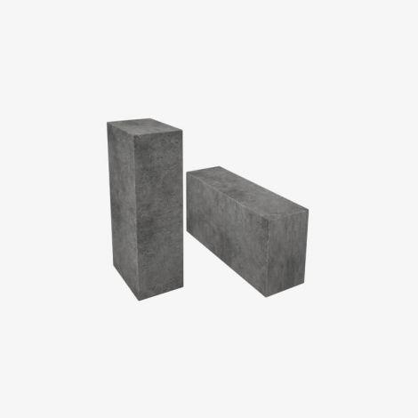 Блок Пескоцементный Стеновой Полнотелый 390х120х188 КСР-ПР-39-150-F75-1900
