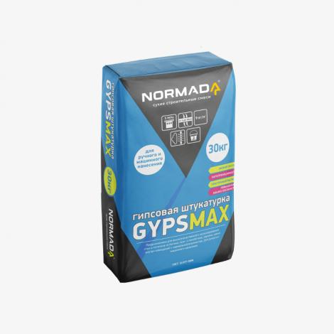 Гипсовая Штукатурка GypsMax мешок 30 кг