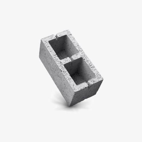 Керамзитобетонный Блок 390х190х188 Двухпустотный
