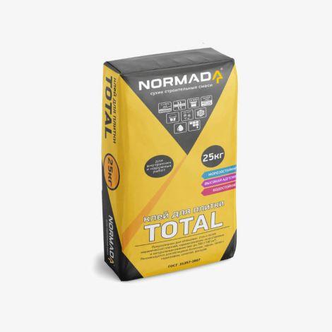 Клей для Плитки TOTAL в мегках 25 кг