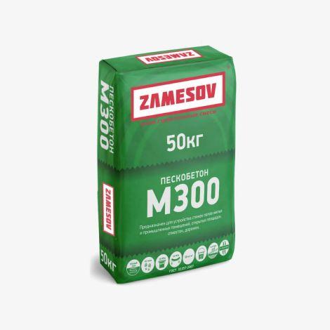 Пескобетон М300 Замесов мешок 50 кг