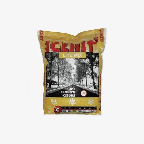 Противогололедный Реагент IceHit Lite Mix 25 кг