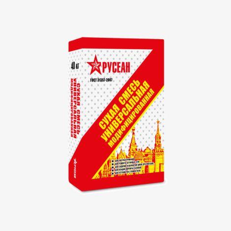 Сухая Смесь М150 Универсальная Русеан